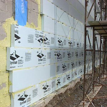 Rigid Insulation Solutions by JV Building Supply