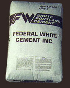 Federal White<br />Portland Cement