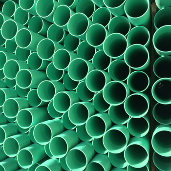 PVC & Gasketed Sewer Pipes from JV Building Supply